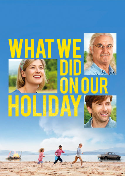 What We Did on Our Holiday on Netflix UK